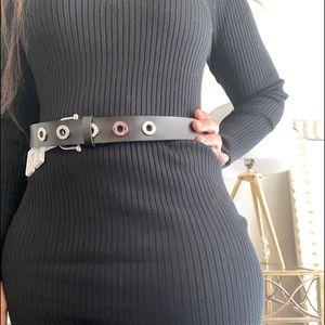 Calvin Klein Black Belt
